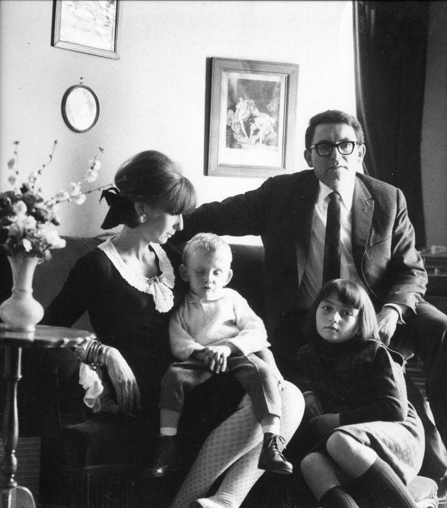 Famille Rykiel en 1963 (photo Rykiel)