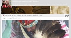 Accueil site web Dominique Rankin