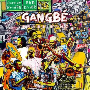 Cover album Gangbé