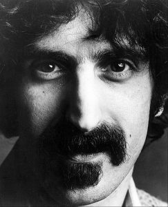 Frank Zappa, 1973 (DP)