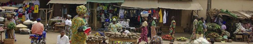 Marché de Ouando, Bénin (cc Babylas)