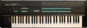 DX7 Yamaha