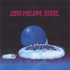 Pochette du premier album vinyle Jean-Philippe Rykiel