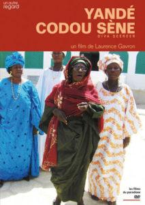 Pochette DVD Yandé Codou Sène