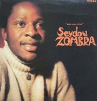 Seydou Zombra - pochette disque