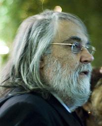 Vangelis lors de la première de son film El Greco