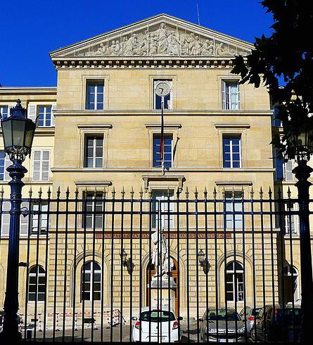 Façade de l'INJA (cc Photo_Mbzt)