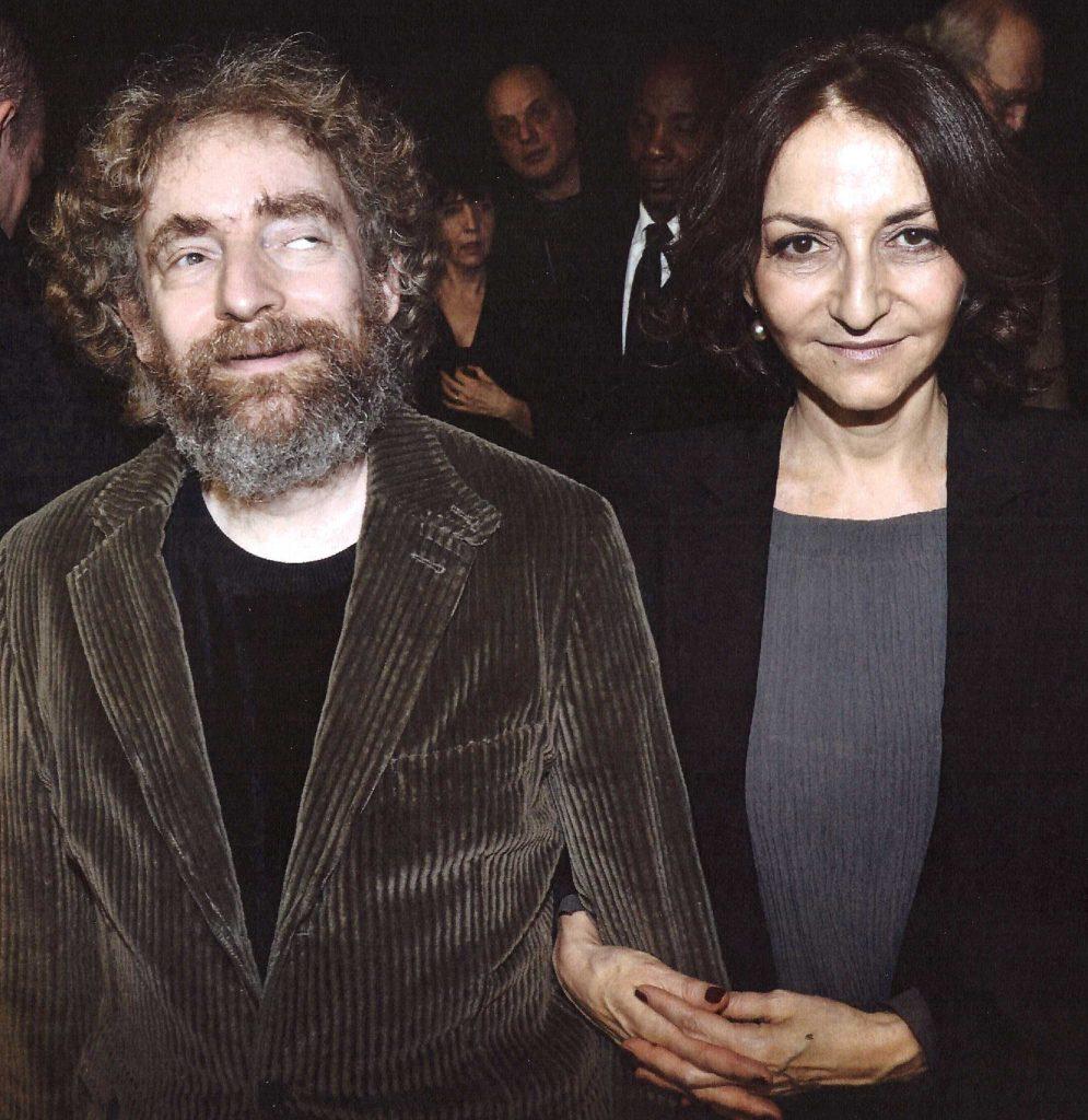 Jean-Philippe et Nathalie (Photo Rykiel)