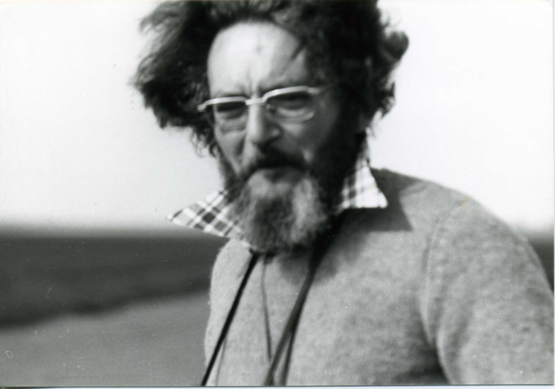 Sam Rykiel 1970 (photo Rykiel, DR)