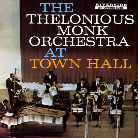 Couverture de l'album Monk Orchestra At Town Hall