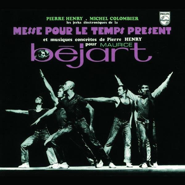 Album Pierre Henry Messe pour le temps présent