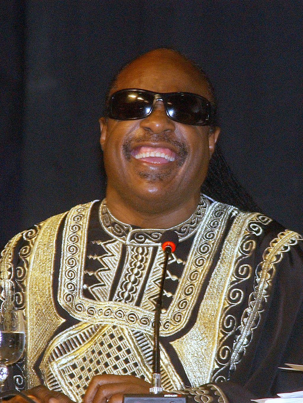 Stevie Wonder (cc Antonio Cruz-ABr)