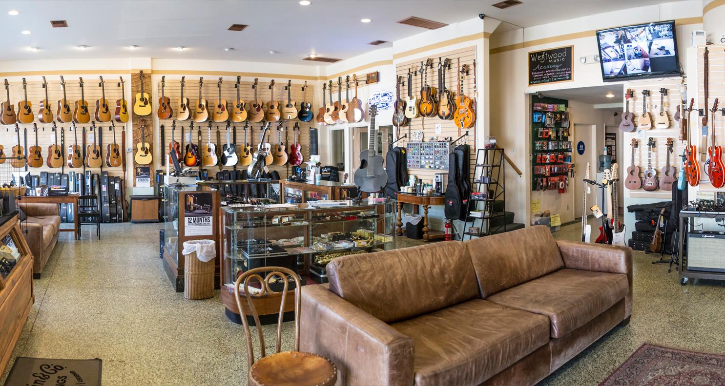 Westwood Music Store LA